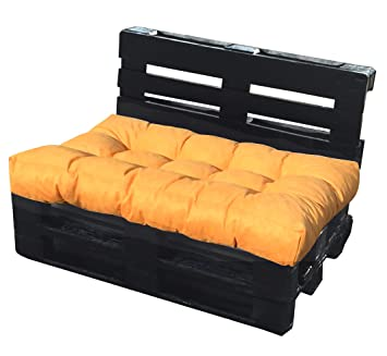 Cuscino per bancale 120x80x15 cm - cuscino per seduta divano ...