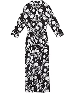 0fd29f30 Zara Women's Lace Dress with Rhinestone Buttons 4786/061 Black ...