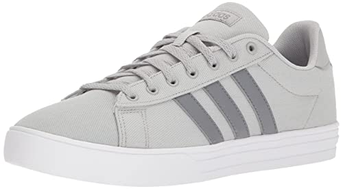 best sneakers ec2c1 8abb9 adidas Men s Daily 2.0 Sneaker Two Grey Three White, ...