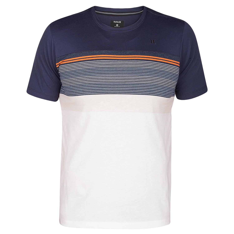 Amazon Hurley MKT Men s Strands Coves T Shirt Clothing