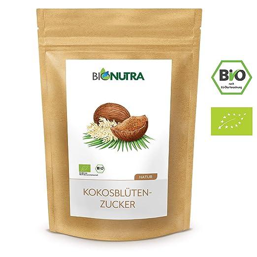 BioNutra® Kokosblütenzucker Bio 1500 g