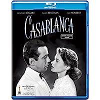 Casablanca: 70th Anniversary Edition (Bilingual) [Blu-ray]