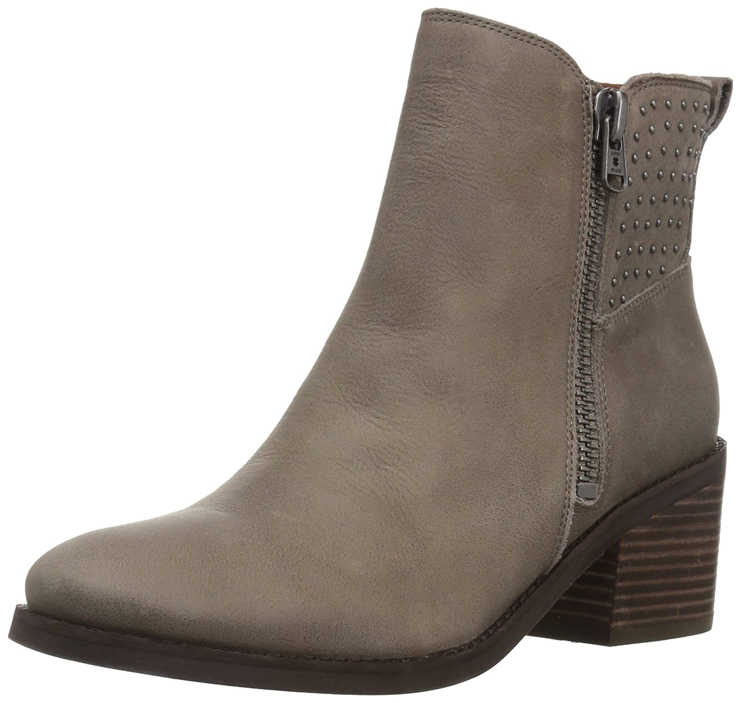 Lucky Brand Women's Kalie Fashion Boot B06XD2N5PD 5.5 M US|Brindle