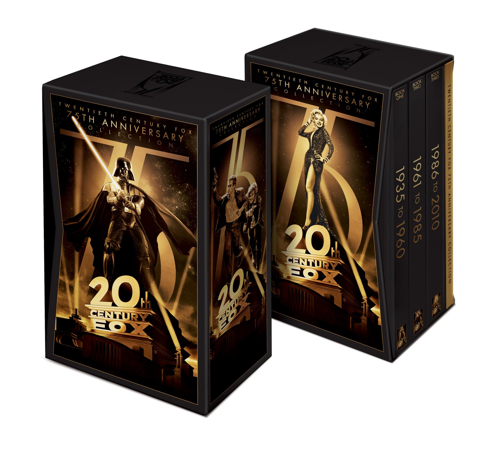 Fox 75th Anniversary Collection by 20th Century Fox