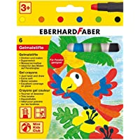 Eberhard Faber Gel Pastel Basic 6 Renk