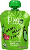 Ella's Kitchen Pears Pears Pears, Stage 1, 2.5 oz