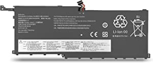 BatteryMon 00HW028 Battery for Lenovo Thinkpad X1 Carbon 4th Gen 2016 / ThinkPad X1 Yoga 1st 2nd Ultrabook, P/N: 00HW029 SB10F46466 SB10F46467 SB10K97566 01AV438-15.2V 3290mAh
