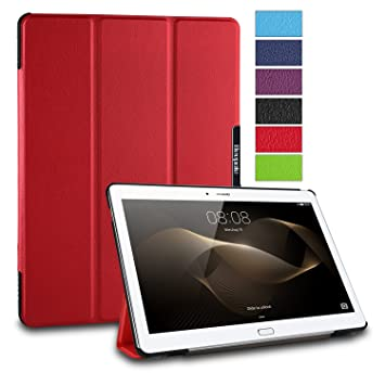 beepole smart tri folder pu leather protective tablet amazon co uk