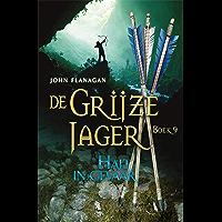 Halt in gevaar (De Grijze Jager Book 9)