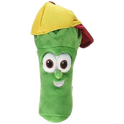 Enesco Veggie Tales Junior Asparagus Plush: Toys & Games