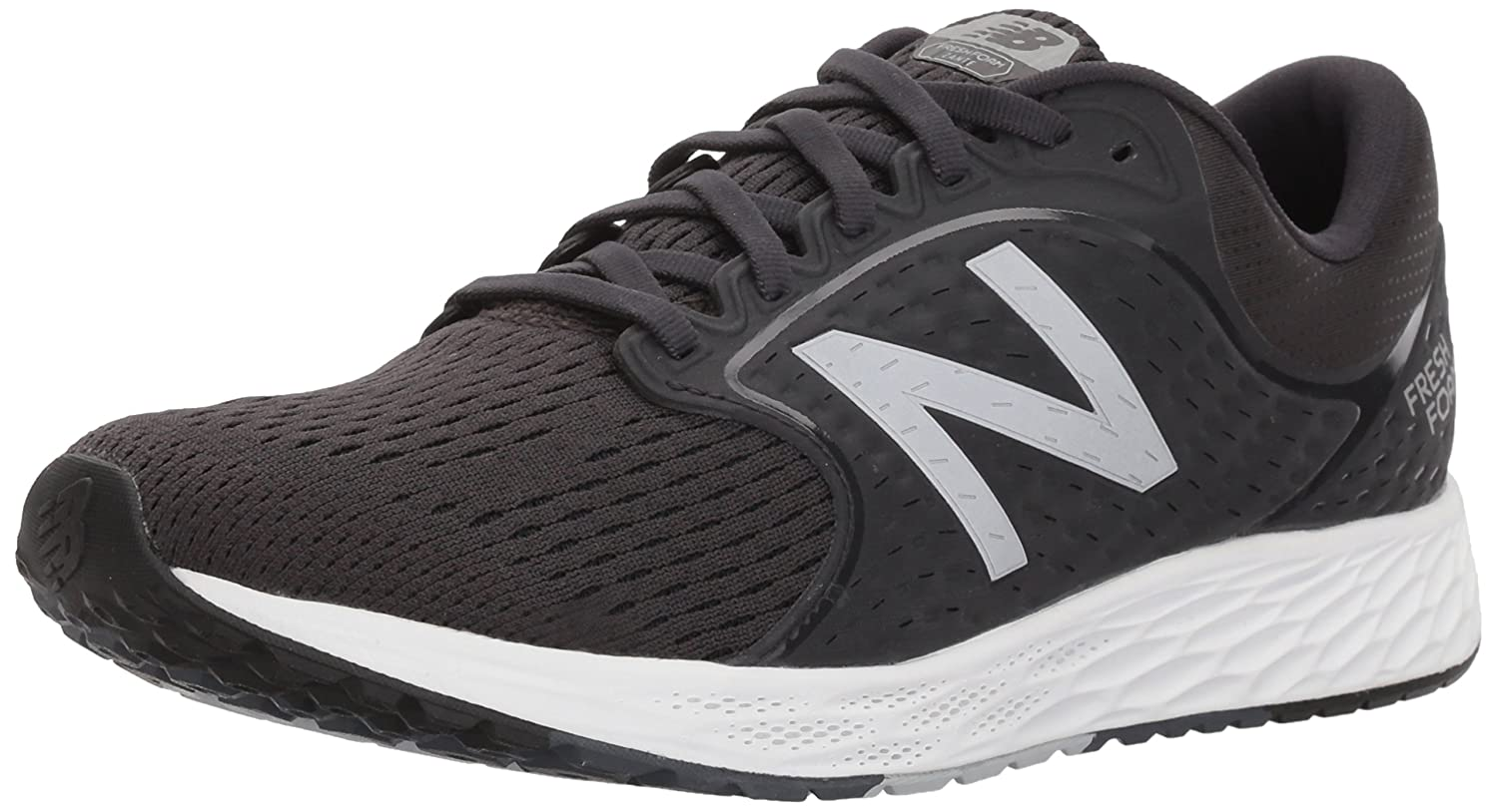 New Balance Women's Zante V4 Fresh Foam Running Shoe B06XSDSFKG 9 D US|Black