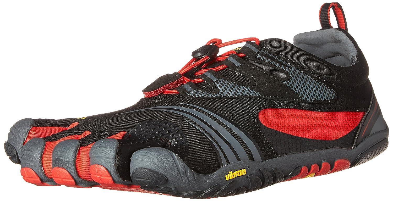 Vibram Fivefingers Escarpines Fitness KMD Sport LS Negro/Rojo EU 40: Amazon.es: Zapatos y complementos