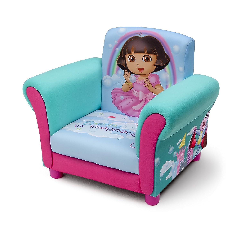 Legno, Delta Children Dora Poltrona per Bambini 59.70x44.45x47 cm
