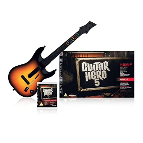 use ps3 guitar on pc