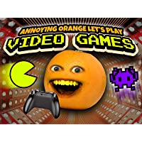 Clip: Annoying Orange Let's Play Video Games!