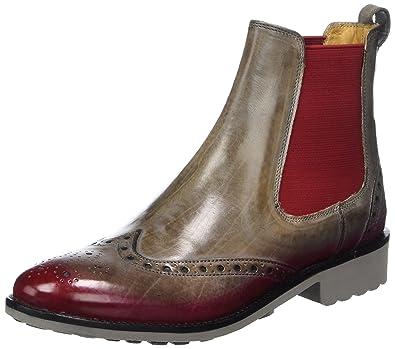 Melvin   Hamilton Amelie 5, Chelsea Boots Femme, Grau (Morning Grey), 293ee9a91d6f