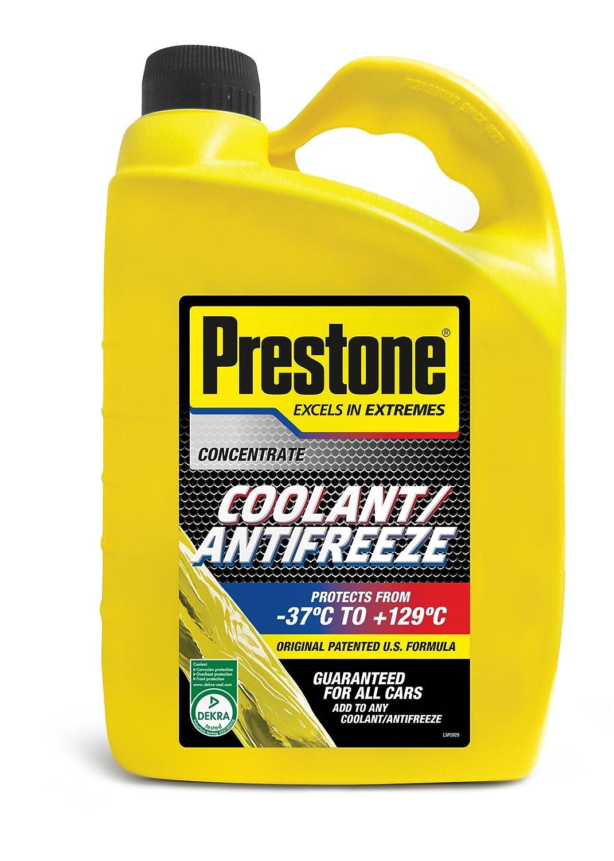 Prestone Coolant/Antifreeze - Concentrate 4lt LOYPAFR0301A