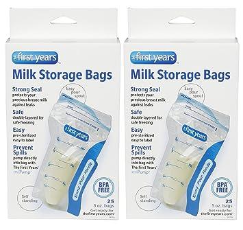 Amazon.com: Los Primeros Años bolsas de almacenamiento de ...