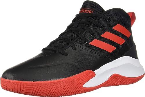 adidas Ownthegame - Zapatillas de baloncesto anchas para hombre ...