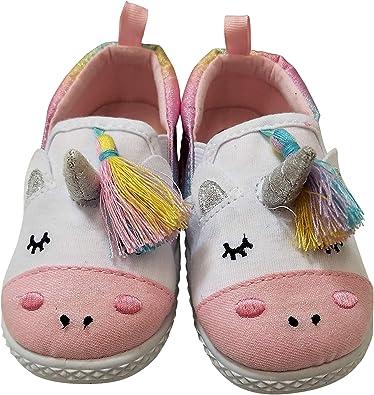 Unicorn White Rainbow Sneakers Shoes