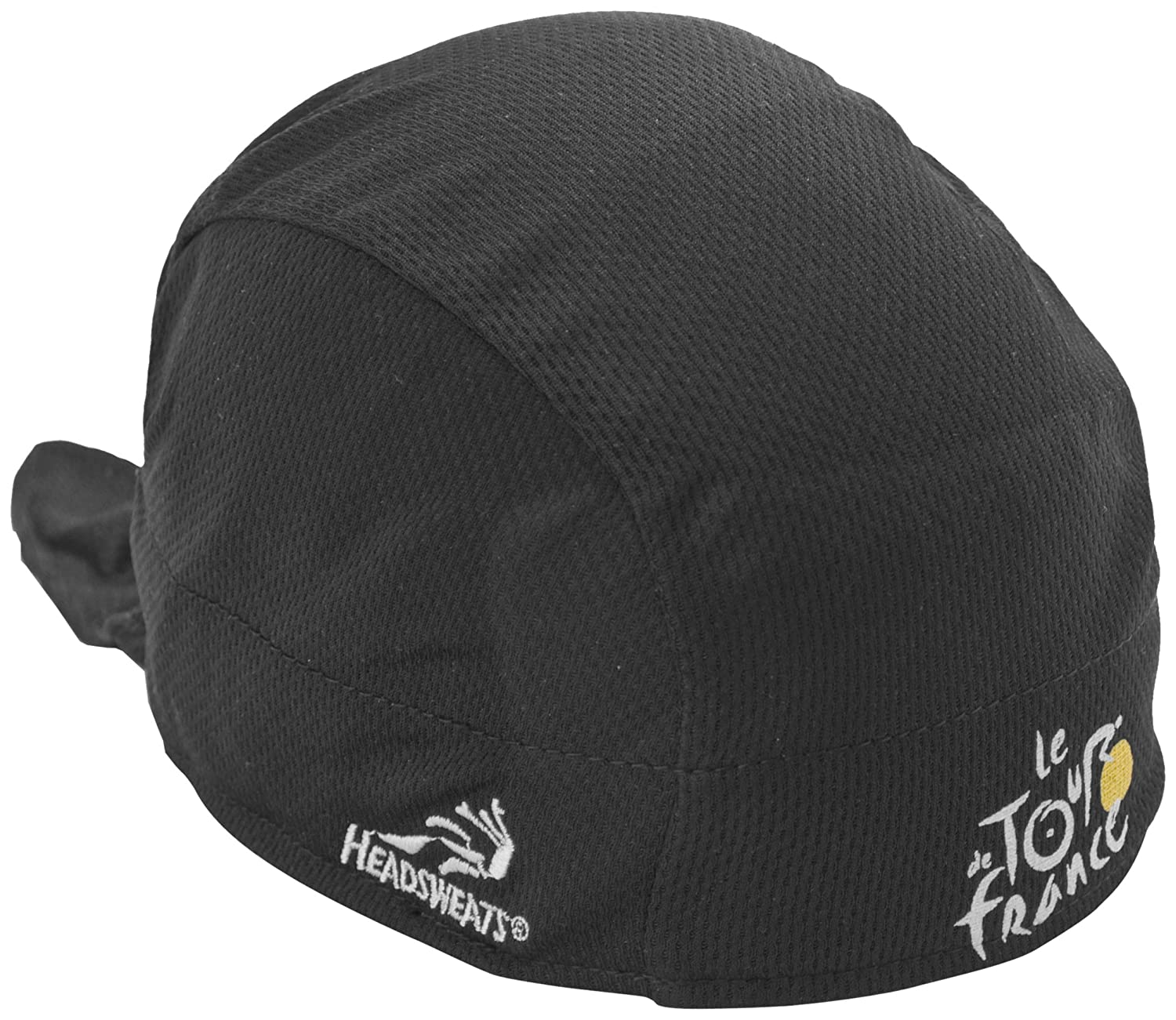 09541ab76fc Amazon.com  Headsweats Tour de France Performance Shorty Cycling Skull Cap