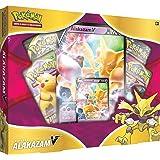 Pokémon - Coffret Pokemon - Alakazam-V - 0820650554131