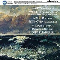 Brahms/Wagner/Mahler: Lieder