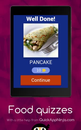 Amazon com: Food quizzes: Appstore for Android
