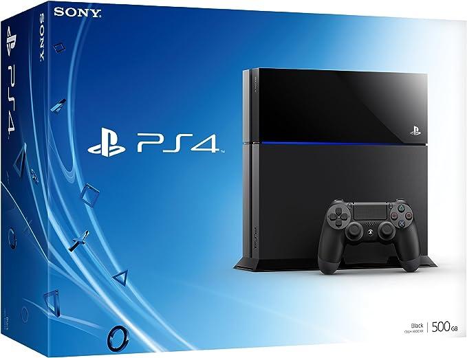 PlayStation 4 - Consola 500 GB: Amazon.es: Videojuegos