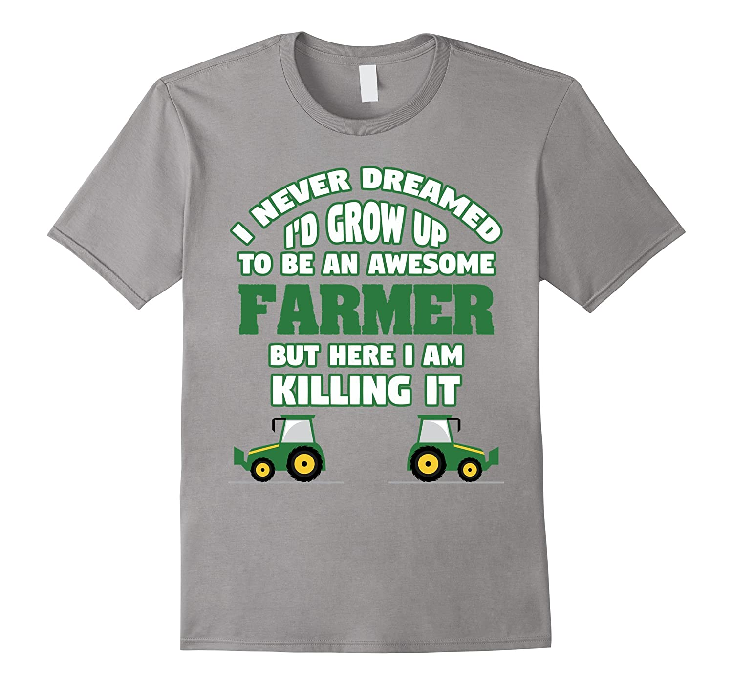 Awesome Farmer T Shirt-TH