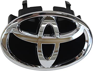 Toyota Genuine 75301-AE010 Emblem Sub-Assembly