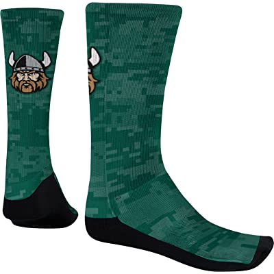 Men's Cleveland State University Digital Sublimated Socks (Apparel)