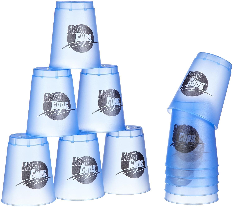 Flash Cups - Juego de Reflejos Flash, 1 Jugador (72130154 ...