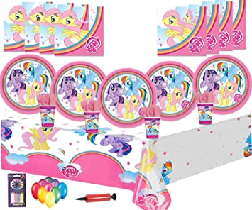 My Little Pony Party Supplies Fiesta De Cumpleaños Decoraciones Para