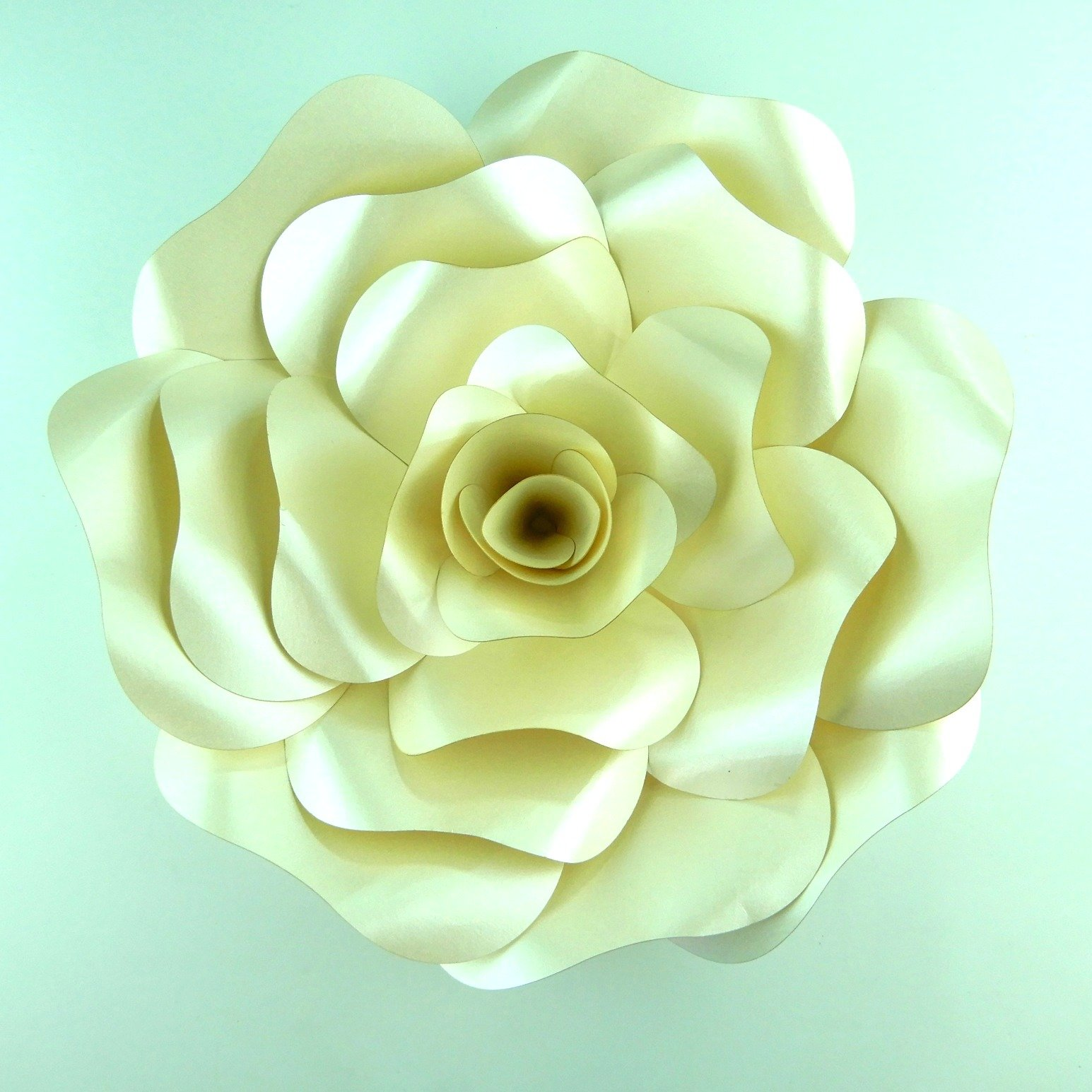 Paper Flower Template Kit Pattern DIY Make Your own Flower Backdrop Photo Booth Flower Decoration Card Stock Rose
