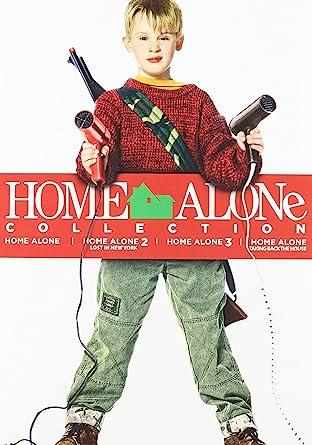 Amazoncom Home Alone Collection Macaulay Culkin Movies TV