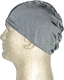 product image for Extra Large Gray Lycra Swim Cap (XL)