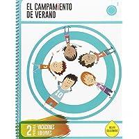 Cuaderno de Vacaciones- 2º Primaria- El Campamento de Verano - 9788414002704