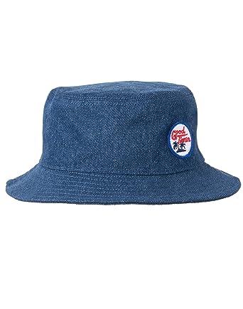 765149393acba Amazon.com  Crazy 8 Boys  Little Denim Bucket Hat  Clothing