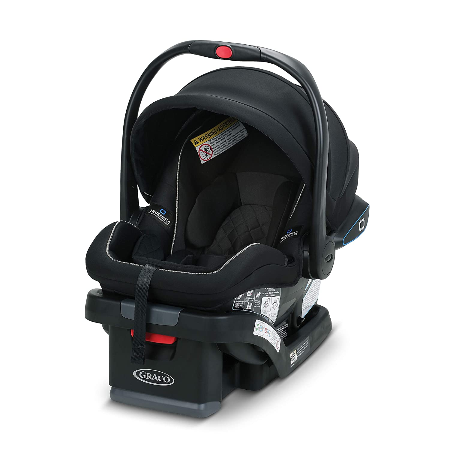 Graco SnugRide SnugLock 35 LX Infant Car Seat Baby Car Seat Featuring TrueShield Side Impact Technology