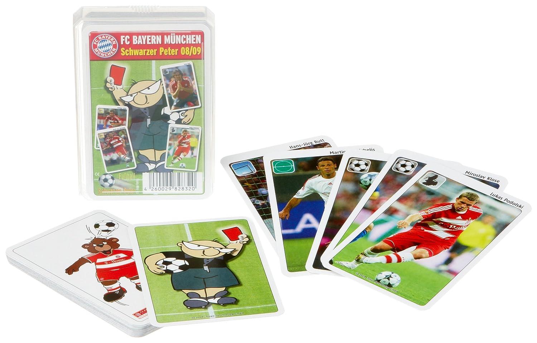 Teepe 82832 - FC Bayern Schwarzer Peter