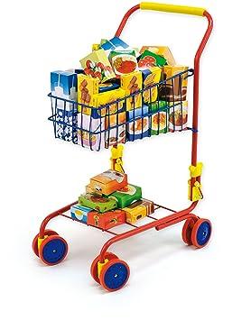 Bayer Design - Carrito de compra con accesorios, multicolor (75002AA): Amazon.es: Juguetes y juegos