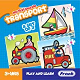 Frank  Transport Puzzle For 3 Year Old Kids And Above