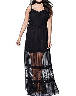 0a70ce6398b Simply Be Womens Joanna Hope Jewel Trim Maxi Dress Hot Pink, 26 ...