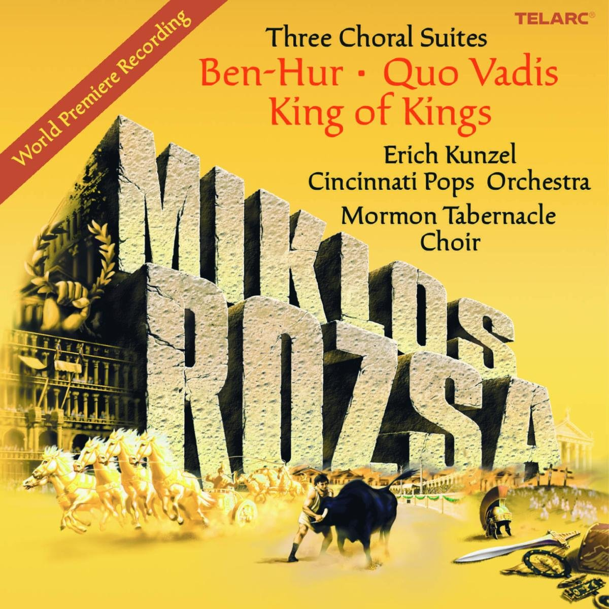 Three Choral Suites