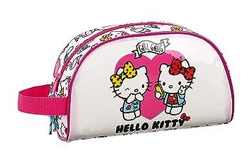 Hello Kitty Neceser, Bolsa de Aseo Adaptable a Carro: Amazon.es: Equipaje