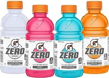 24-Pack Gatorade Zero Sugar Thirst Quencher Flavor Variety Pack