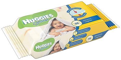 Huggies Baby Wipes x56 : Natural