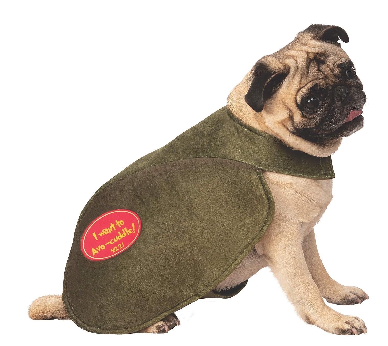 RubieS Disfraz de Aguacate para Mascotas, tamaño Mediano: Amazon ...