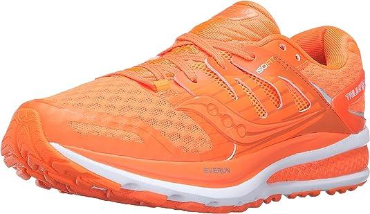 Saucony Triumph ISO 2 Zapatillas de correr para mujer, color Naranja, talla 37.5 EU: Amazon.es: Zapatos y complementos